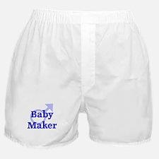 Baby Maker Boxer Shorts
