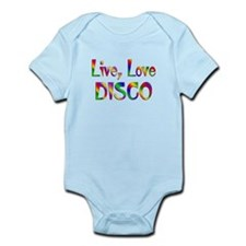 Live Love Disco Infant Bodysuit