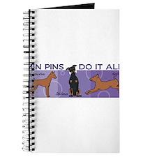 Min Pins Do It All Journal