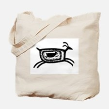 Mother Goat Tote Bag