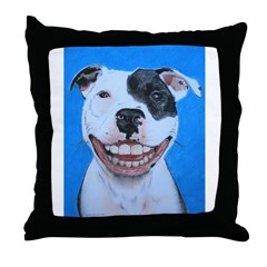 Baby Boyd Throw Pillow