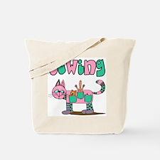 Sewing Tote Bag