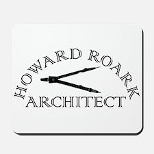 Howard Roark Mousepad