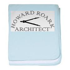 Howard Roark baby blanket