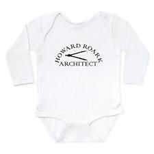 Howard Roark Long Sleeve Infant Bodysuit
