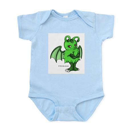 Green Gretchling Infant Creeper