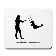 Time Well Spent Swinging Mousepad