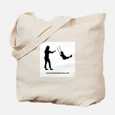 Time Well Spent Swinging Tote Bag