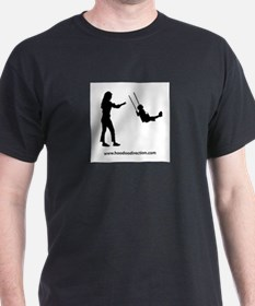 Time Well Spent Swinging T-Shirt