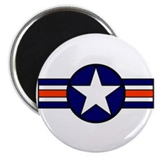 """1947 USAF Aircraft Insignia 2.25"""" Magnet (10 pack)"""