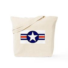 1947 USAF Aircraft Insignia Tote Bag