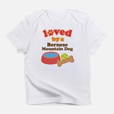 Bernese Mountain Dog Gift Infant T-Shirt