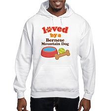 Bernese Mountain Dog Gift Hoodie