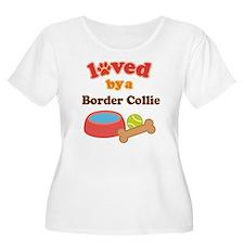 Border Collie Dog Gift T-Shirt