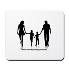 Time Well Spent Walking Mousepad