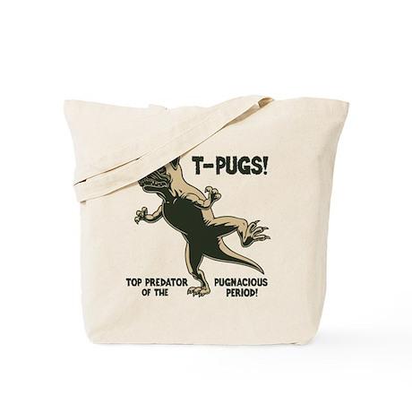 T-PUGS! Tote Bag