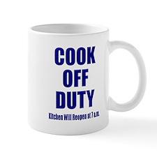 Cook Off Duty Mug