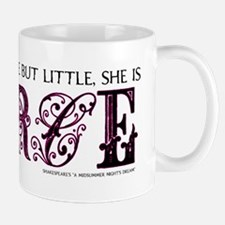 She is Fierce - Ecelectic Mug