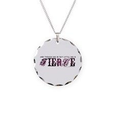 She is Fierce - Ecelectic Necklace