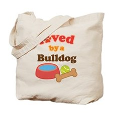 Bulldog Dog Gift Tote Bag