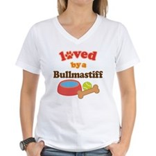 Bullmastiff Dog Gift Shirt