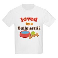 Bullmastiff Dog Gift T-Shirt