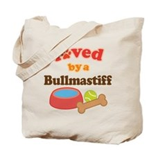 Bullmastiff Dog Gift Tote Bag