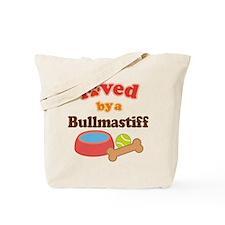 Bullmastiff Dog Gift Tote Bag