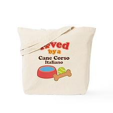 Cane Corso Italiano Dog Gift Tote Bag