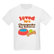 Chesapeake Bay Retriever Dog Gift T-Shirt