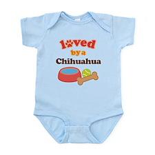 Chihuahua Dog Gift Infant Bodysuit