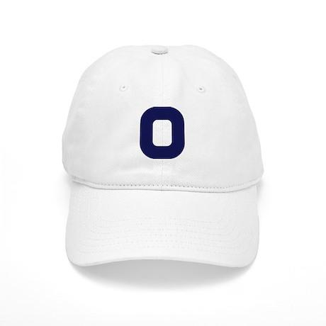 Number Zero 0 Cap