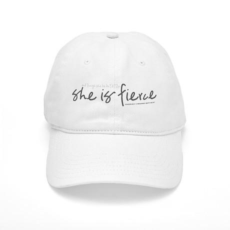 She is Fierce - Handwriting 1 Cap