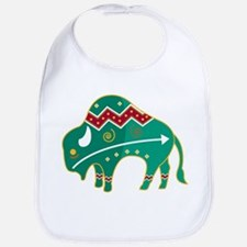 Indian Spirit Buffalo Bib
