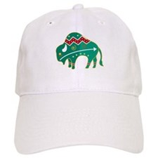 Indian Spirit Buffalo Baseball Cap