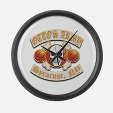 Otto's Army Gang Large Wall Clock