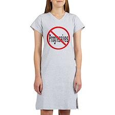 No Progressives Women's Nightshirt