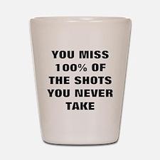 Basketball Shots Shot Glass