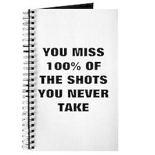Basketball Shots Journal
