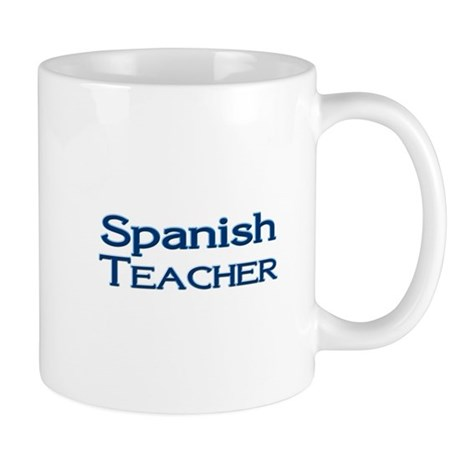 Spanish Teacher Mug