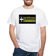 stubborn and proud cornishman T-Shirt