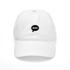 Word Bubble Baseball Cap