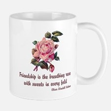 Breathing Rose Mug