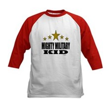 Mighty Military Kid Tee