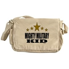 Mighty Military Kid Messenger Bag