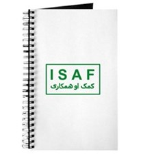 ISAF - Green (2) Journal