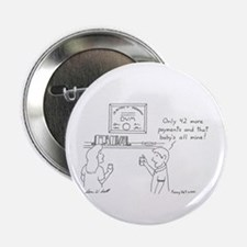 "Veterinary Student Graduation 2.25"" Button"