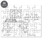 Veterinary Student Graduation Puzzle