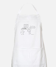 Veterinary Student Graduation Apron