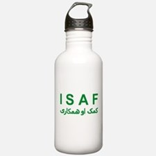 ISAF - Green (1) Water Bottle